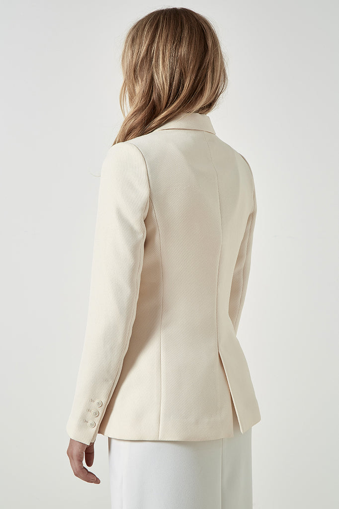 Friend of Audrey Quinn Textured Blazer