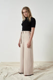 Friend of Audrey Gemma Wide Leg D-Ring Pants