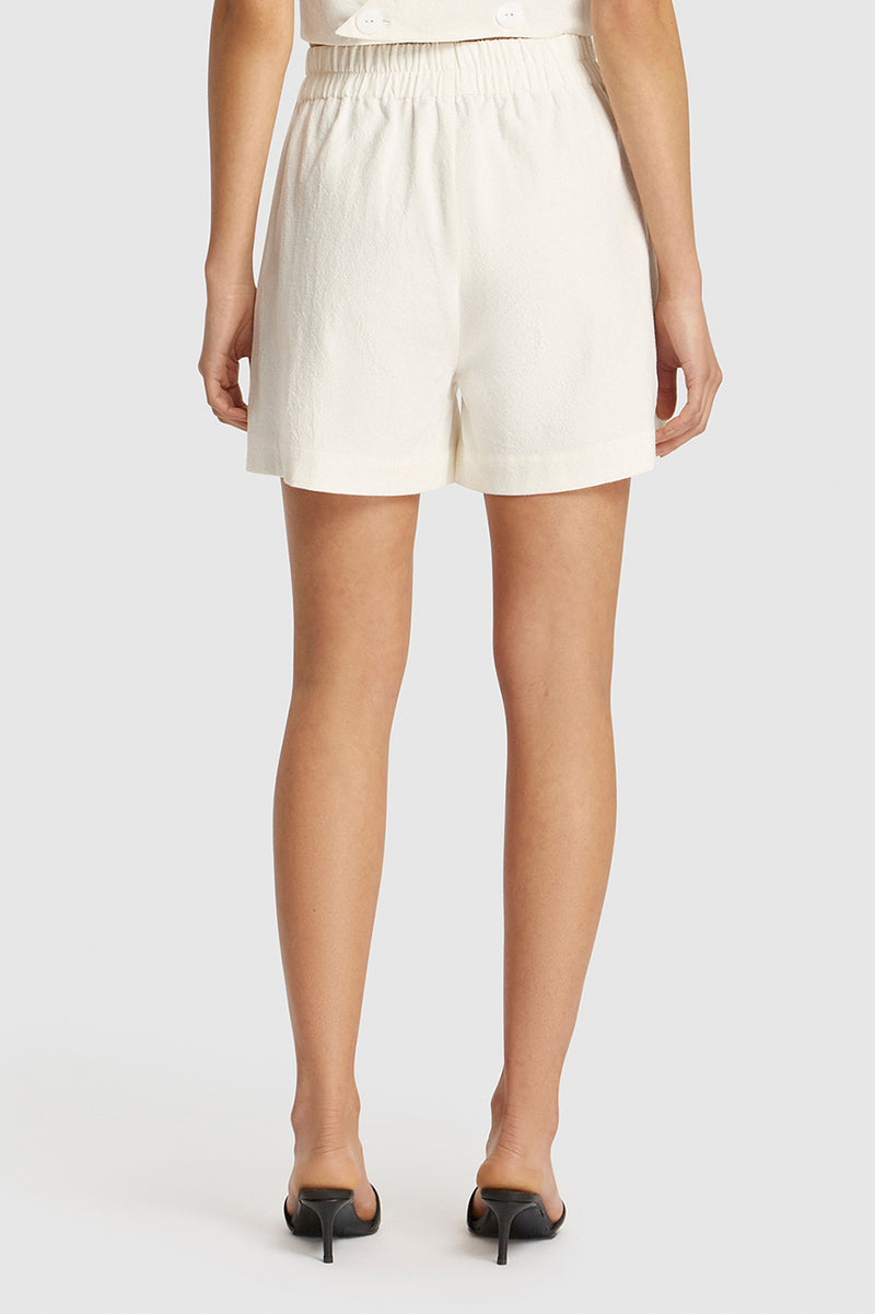 Niccola Linen Shorts