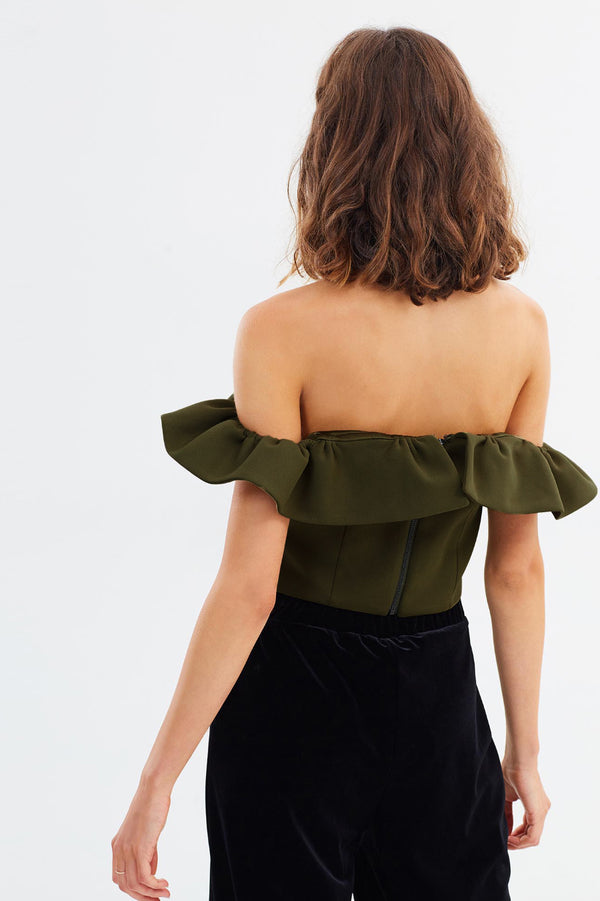 Agnus Off Shoulder Top - Final Sale