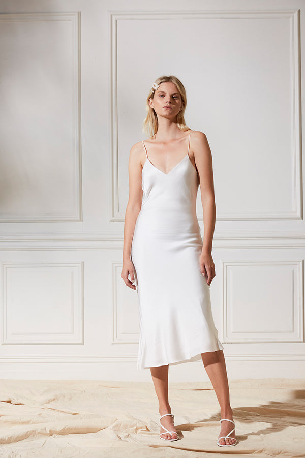 Friend of Audrey Bridesmaid Dress Like I Do Slip Dress