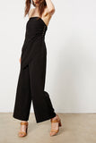 Estelle Black Jumpsuit