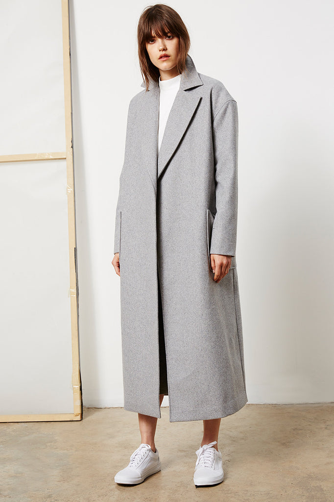 Tranquility Oversized Coat