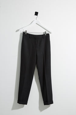Ellen Wool 7/8 Trousers