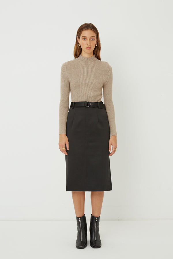 Hayden Basic Knit