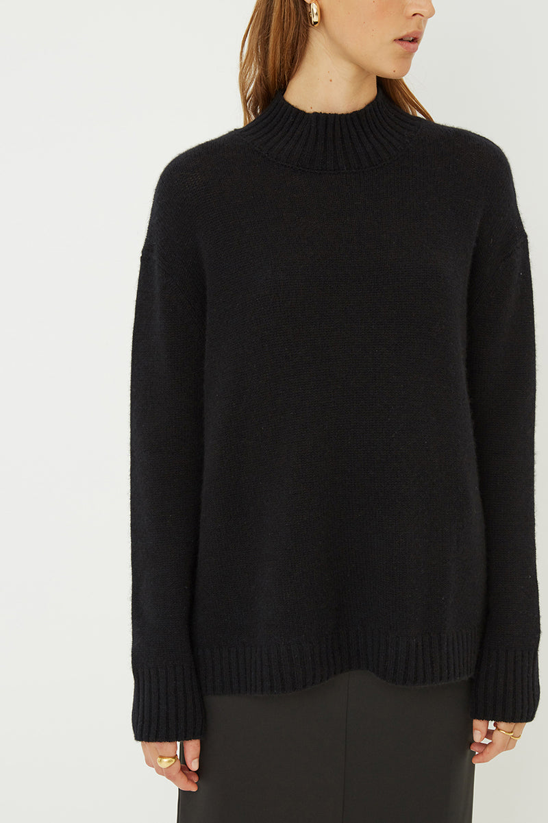 Vik Cashmere Sweater