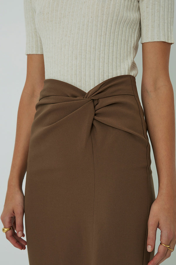 Paola Twist Skirt