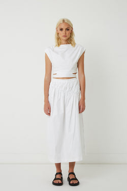 Riley Tie Crop Top