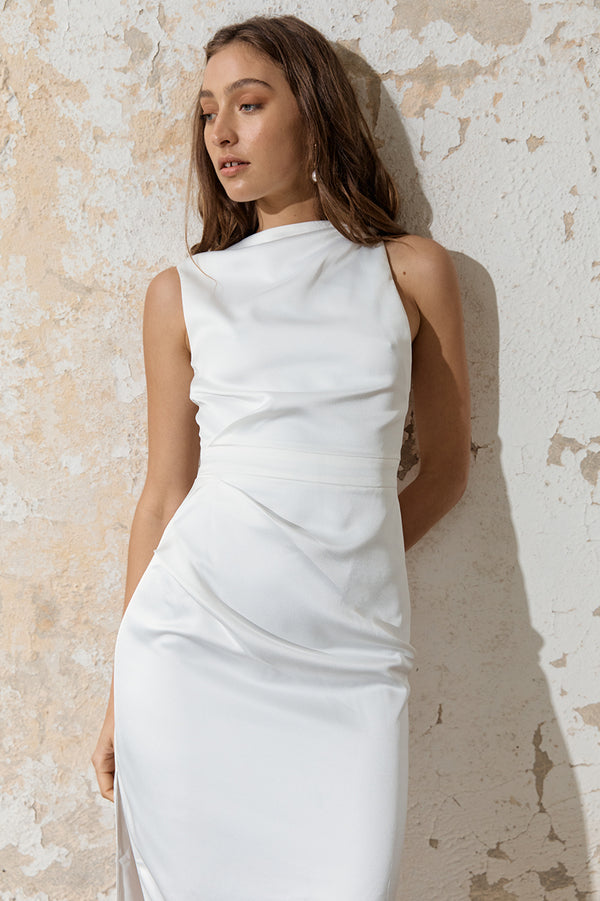 Adore You Asymmetric Dress