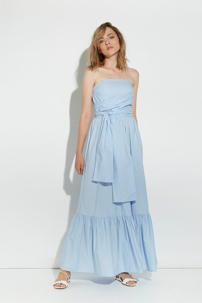 PENELOPE COTTON MAXI DRESS