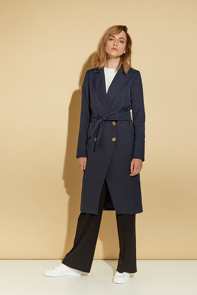 SHAPE SHIFTER TRENCH COAT