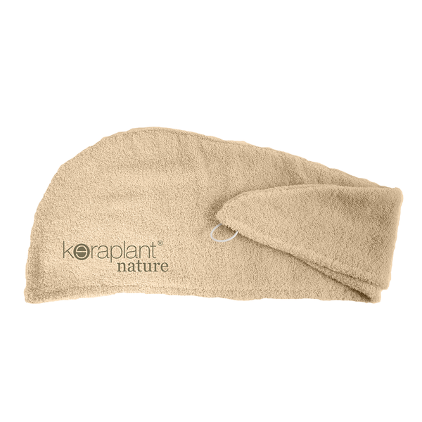 Turbante per capelli Keraplant Nature