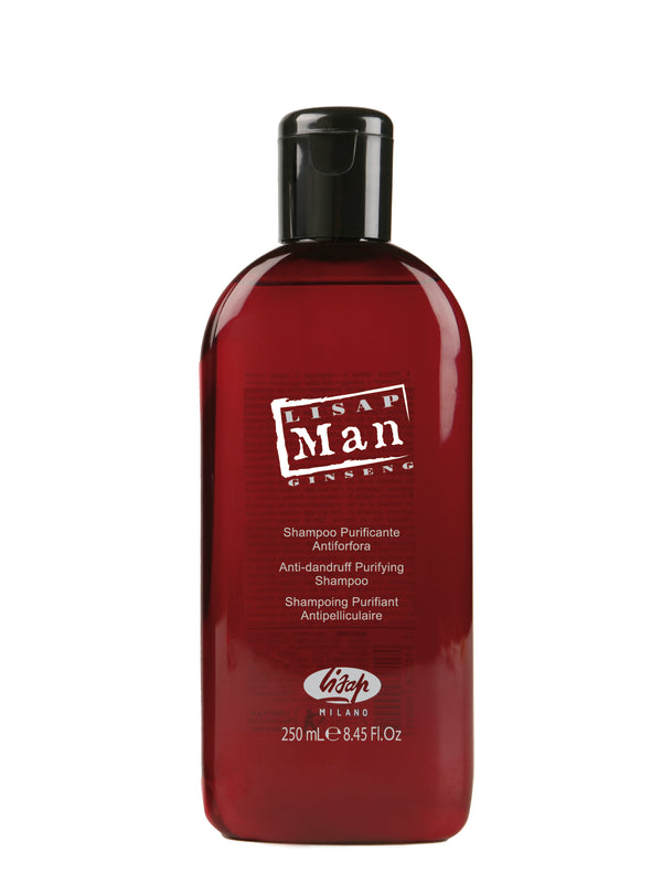 Man Shampoo Purificante Antiforfora