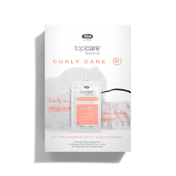 Top|Care® Repair Curly Care - Kit Trattamento Notte Elasticizzante