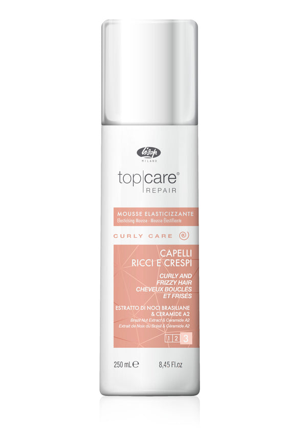 Top|Care® Repair Curly Care - Mousse Elasticizzante Capelli RIcci e Crespi