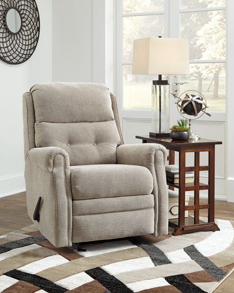 Ashley Penzberg Glider Recliner