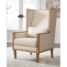 Load image into Gallery viewer, Avila Linen Accent Chair