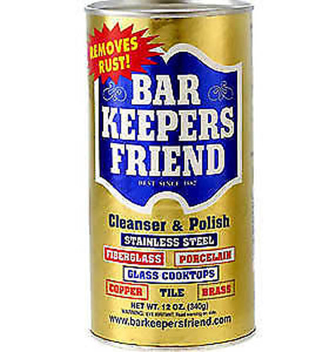 BKF Bar Keepers Friend Cleaner & Polish 340G