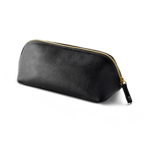Luxurious Black & Gold Cosmetic Bag