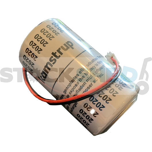 Kamstrup Battery, D Cell 3.6v, Original Spare Part.