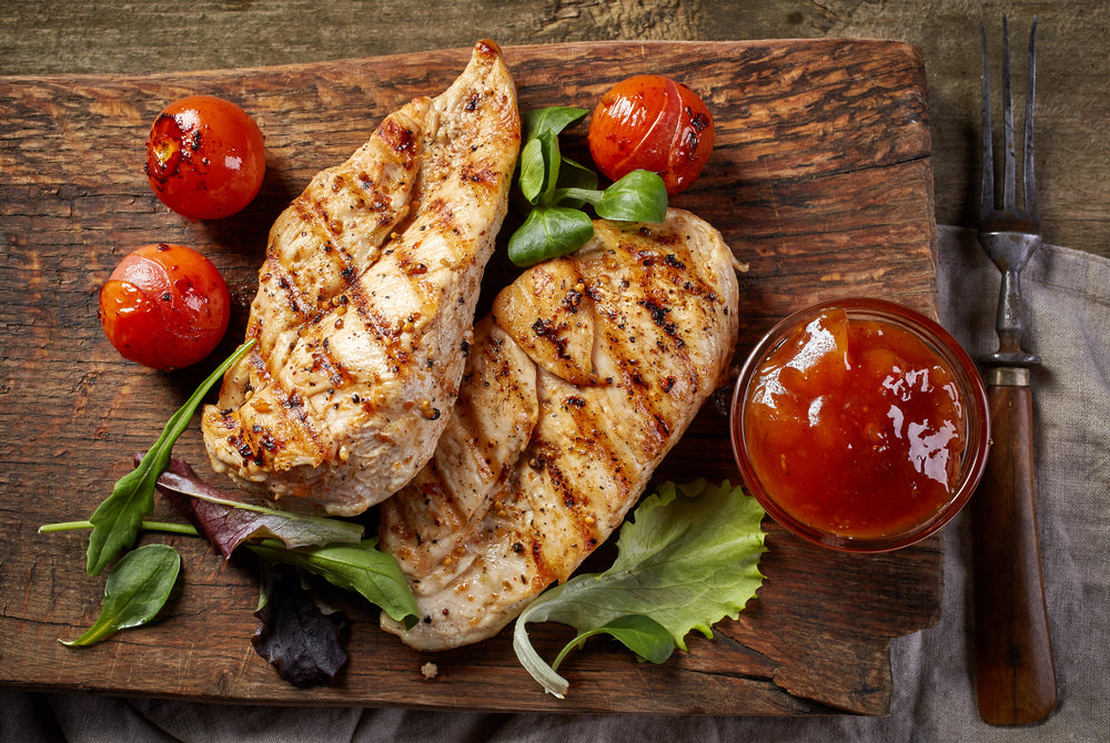 Chicken Breast Fillets (Frozen - 1kg)