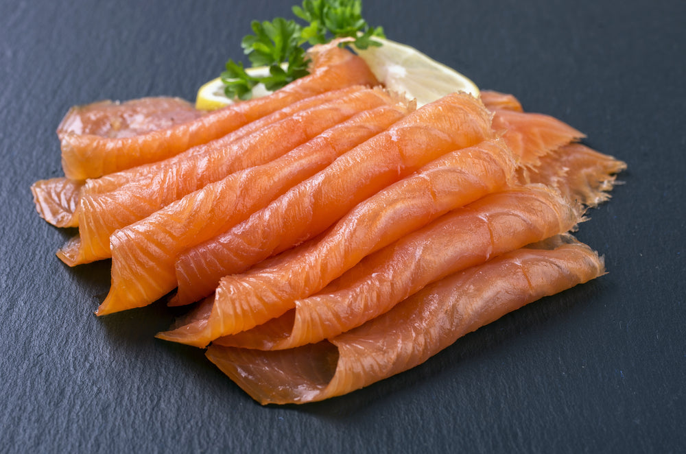 Smoked Salmon packets