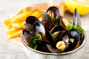 Fresh Scottish Mussels (1kg)