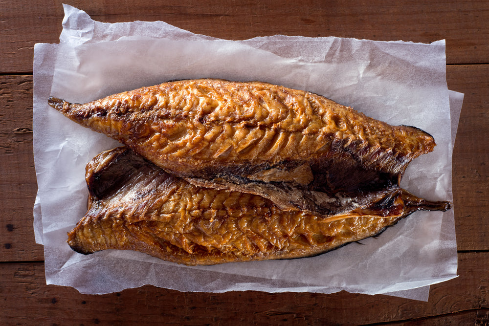 Smoked Mackerel (pack of 3)