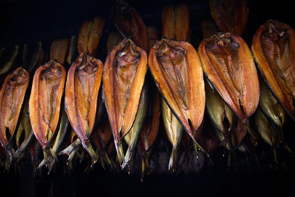 Whole Kippers Smoked Each