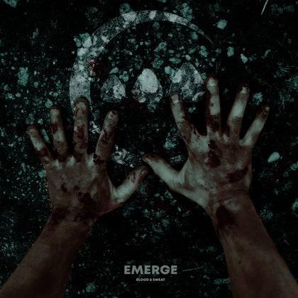 Emerge - Blood & Sweat EP on Compact Disc
