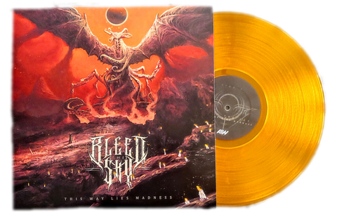 Bleed The Sky - This Way Lies Madness On Vinyl