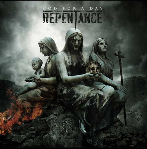 Repentance - God For A Day Pre Order Compact Disc