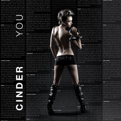 Cinder - YOU on Compact Disc