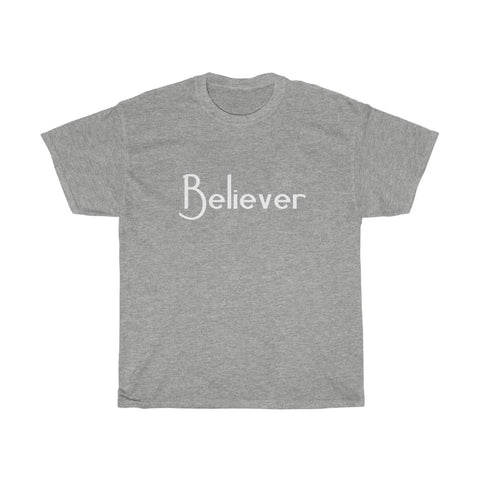 Samuel J Believer Unisex Heavy Cotton Tee