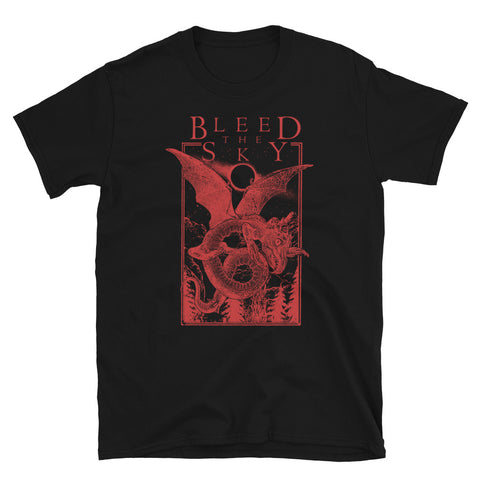 Bleed The Sky - This Way Lies Madness Short-Sleeve Unisex T-Shirt