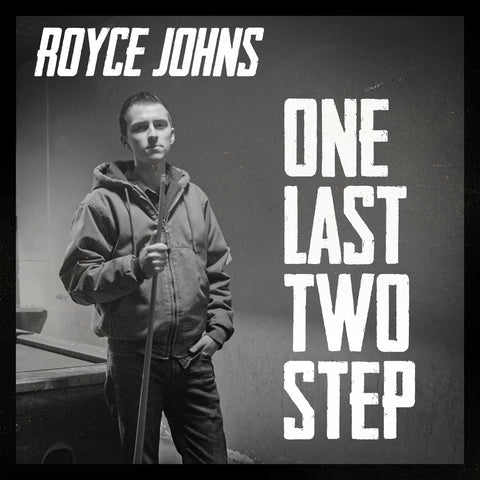 Royce Johns One Last Two Step Framed Photo Paper Poster