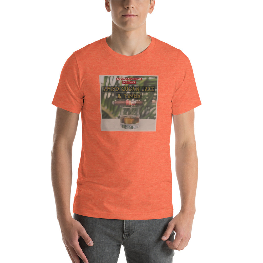 Sounds Of Havana Short-Sleeve Unisex T-Shirt