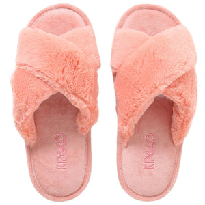 KIP & CO - SLIPPERS - BLUSH PINK