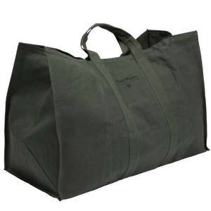PONY RIDER - MARKET CARRY ALL - FOREST GREEN - LARGE