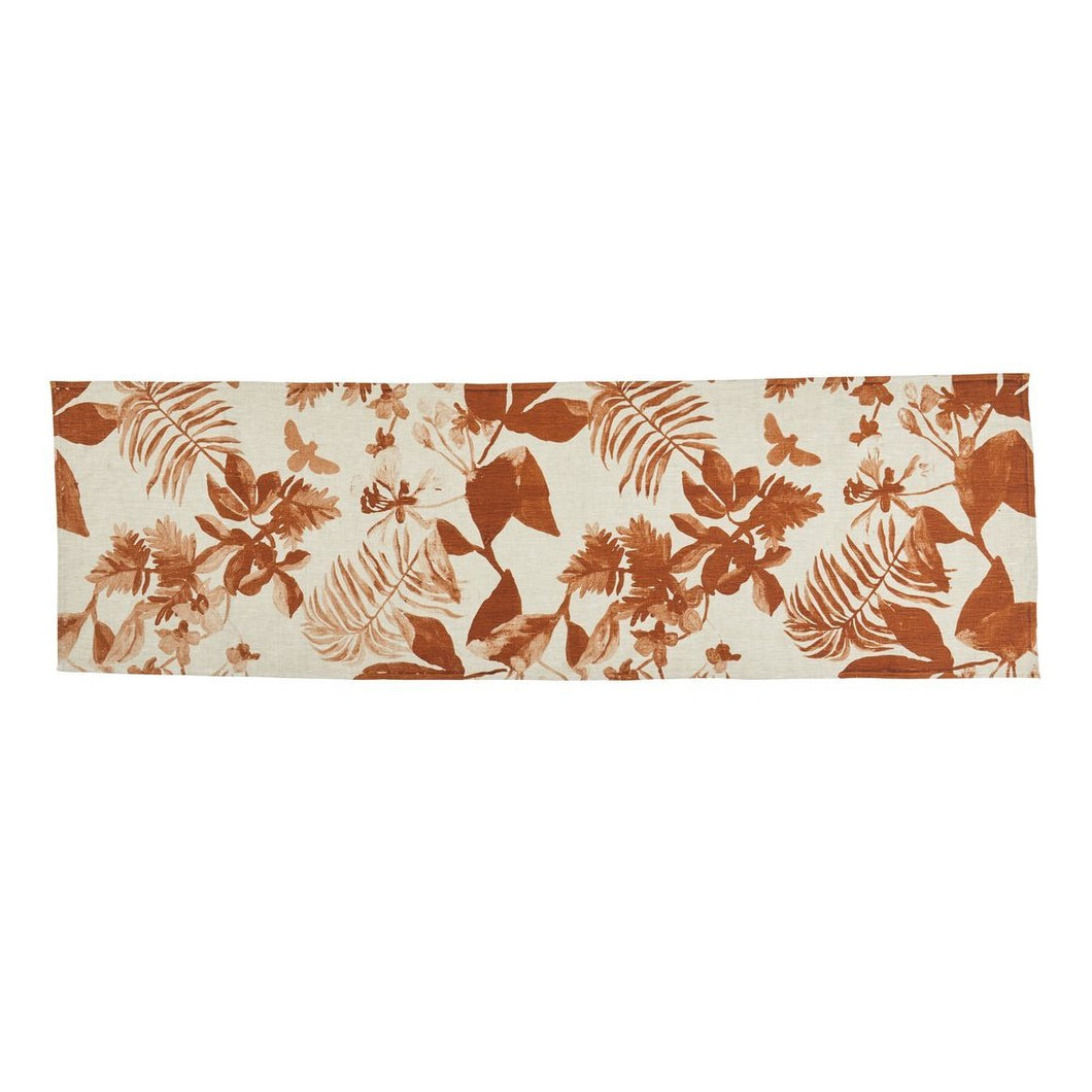 BONNIE & NEIL - TABLE RUNNER - PALM SEAGRASS