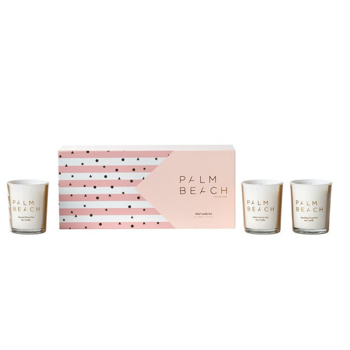 TRIO CANDLE PACK -CHRISTMAS 2020