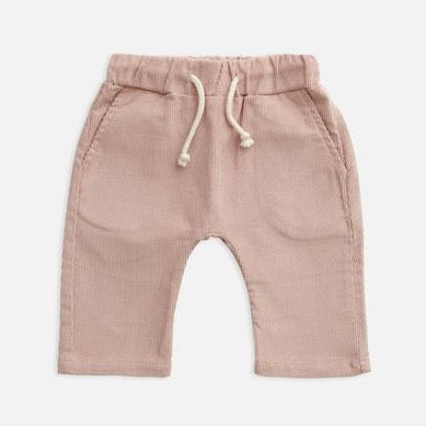MIANN & CO - CORD PANTS - MOUNTAIN ROSE