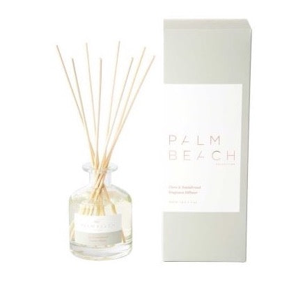 PALM BEACH COLLECTION CLOVE & SANDALWOOD FRAGRANCE DIFFUSER