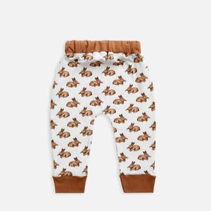 MIANN & CO - ORGANIC PANT LEGGINGS - COCO BUNNY