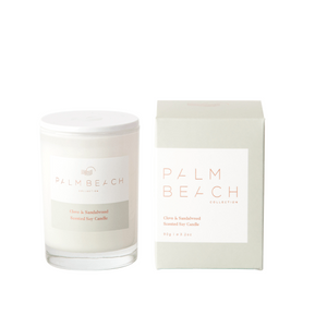PALM BEACH COLLECTION CLOVE & SANDALWOOD MINI CANDLE