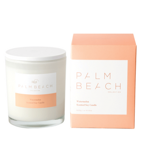 PALM BEACH COLLECTION WATERMELON STANDARD CANDLE