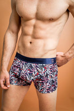 Load image into Gallery viewer, PEGGY & FINN - PROTEA NAVY BAMBOO UNDERWEAR