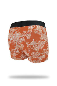 PEGGY & FINN - KANGAROO PAW BURNT ORANGE BAMBOO UNDERWEAR