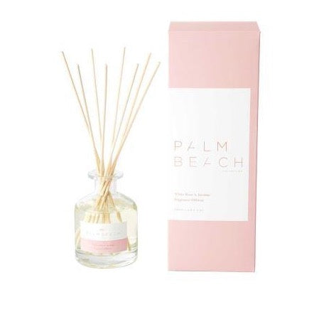 PALM BEACH COLLECTION WHITE ROSE & JASMINE FRAGRANCE DIFFUSER