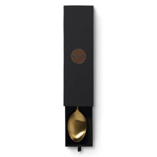 Load image into Gallery viewer, KIP & CO - SMOKEY AMBER SERVING SPOON